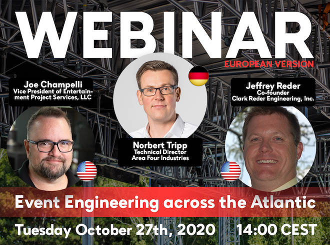 Event Engineering across the Atlantic - Free Webinar