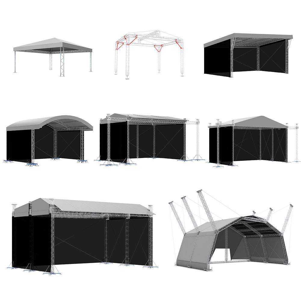 Safe, Strong and Sturdy Temporary Roofs
