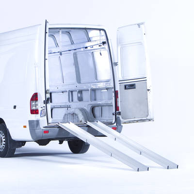 Telescopic & Folding ramps