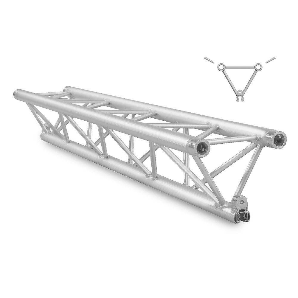 M290E - Modular truss with Lighting track