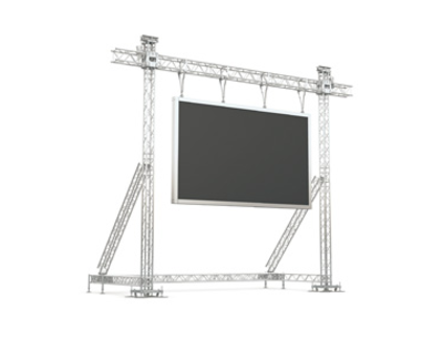 LSG0 - LED screen structures