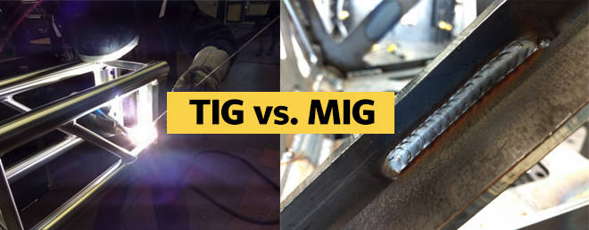 Demystifying TIG and MIG welding