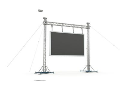 LSG1 - LED Screen structures