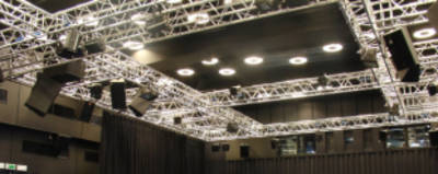 M390 Multifunction Theatre - Czech Rep.