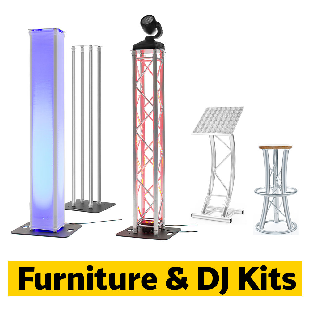 Go, Create, With MILOS Furniture and DJ Kits.