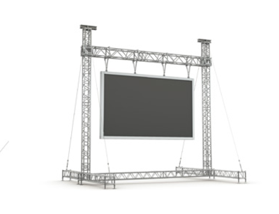 LSG2 - LED Screen structures