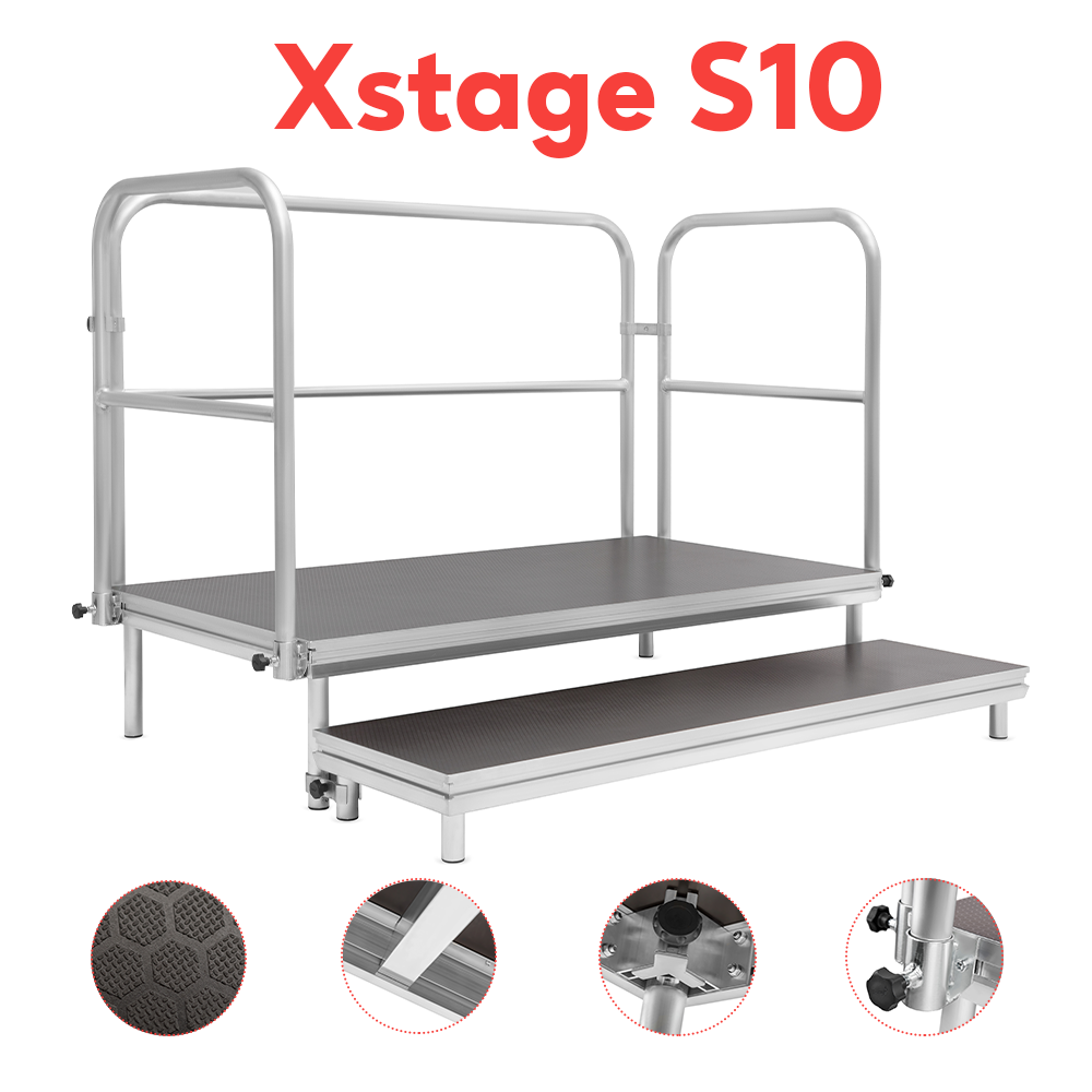 Xstage S10 - Ready To Roll