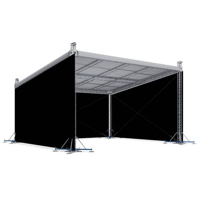 MR2S Sloping (12x10 m)