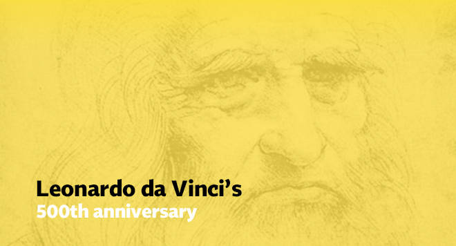 Inspiration by Leonardo da Vinci