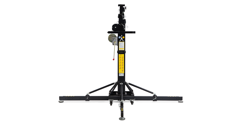 Mobiltechlifts ML2 - Small footprint, Large capacity