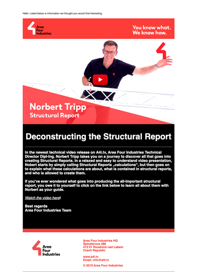 Structural report